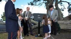 Kingsland Heritage Panel Unveiling